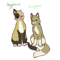 Parents As Cats by Snowshka