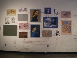 Wall of Finals by striker313