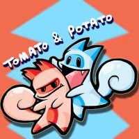 Tomato and Potato by vaporotem
