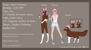 Soon reference 2012 by Satuka