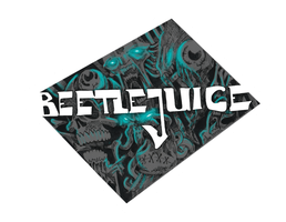 Beetlejuice Label by Chaosty