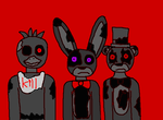 Ask the death animatronics by PyroDevil666