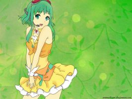 Megapoid Gumi by Animeshooter