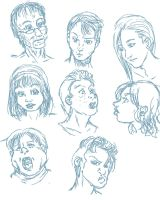 faces by Nishi06