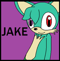 Jake icon by Ask-Zenith-the-rabit