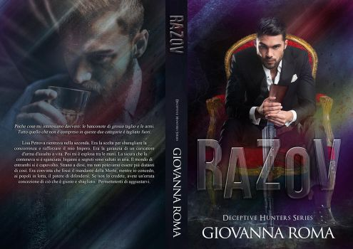 Razov by Giovanna Roma by CoraGraphics