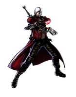 Dante, The Son of Sparda by jin-05