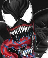 Venom by imeldaroque