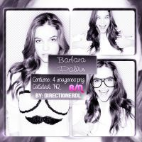 Pack png: Barbara Palvin by DirectionerDL