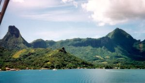 Moorea, French Polynesia by JulianasGrandma