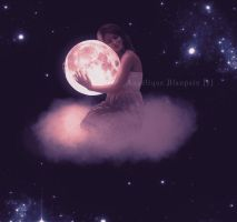 unhoockin the moon: :hug: by Creamydigital