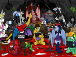 Discord's Lowbudget Superproduction (AT) by Witkacy1994