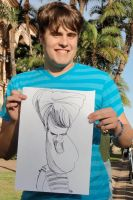 Live Caricature 16 by aaronphilby