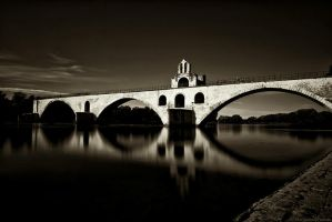 Pont d'Avignon by icarus-ica