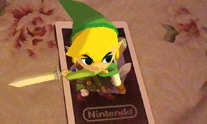 Toon Link 3DS by elfofcourage