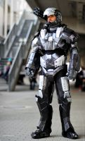 Warmachine cosplay 2 by Sandman-AC