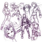 Sketch Compilation 3 by minties