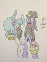 Bons and Bonnie: Easter Special by JackJack2017