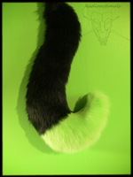 Squeaker Tipped Tail by Radioactimals