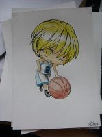 Kise Ryota in color by miki4212