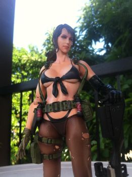 Quiet Play Arts Kai by AngStrikke24