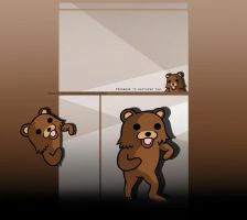 Pedobear Youtube Layout BG by Tiinx33