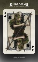Jack of Clubs by gerezon