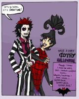 Have A Gothy Halloween Part 5 by TheMonkeyYOUWant