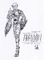 Abaddon by HellAcolyte