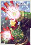 an iron man christmas by m7781