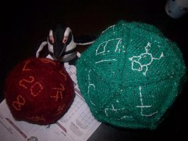 Two D20! by Sela01