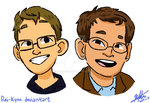 Vlogbrothers by Rei-Kyou