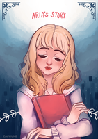 {FanArt} Aria's Story by Cafhune