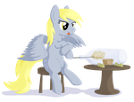 Bottle-Muffin - colored by Stinkehund