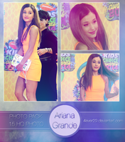 Ariana Grande Photo Pack by 4ever29