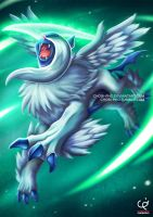 THE SECOND WIND...MEGA ABSOL!!!~ by CHOBI-PHO