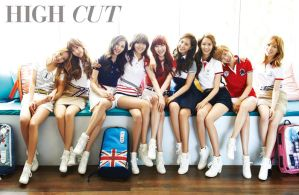 snsd high cut by sunsica