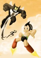 Astro Boy by kostkomik