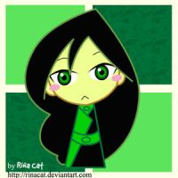 KP: mini Shego by rinacat