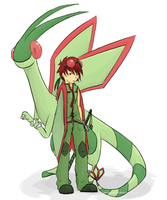 Flygon by Mage-Class
