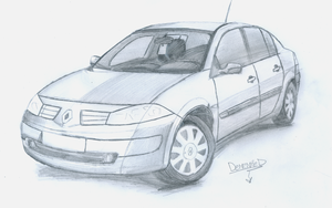 Renault Megane by Danchix