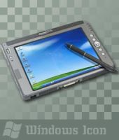 Tablet PC - Icon by ssx