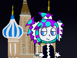 Scarlette in Moscow by lila79