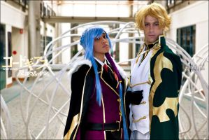 Code Geass - Hail Brittania by Floatyman