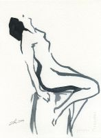 Simple Relaxed Figure by zacharyknoles