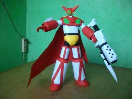 Papercraft Getter 1 [Rebuild] by MarcGo26