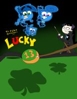 FGP-Lucky 13 by FairlyAntiParents
