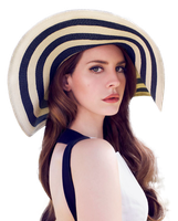 Lana Del Rey PNG by RetrospectiveGraphic