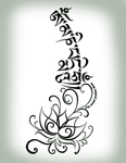 Tattoo 2 by BkyBrito