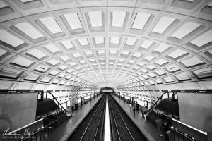 Washington metro by Nightline